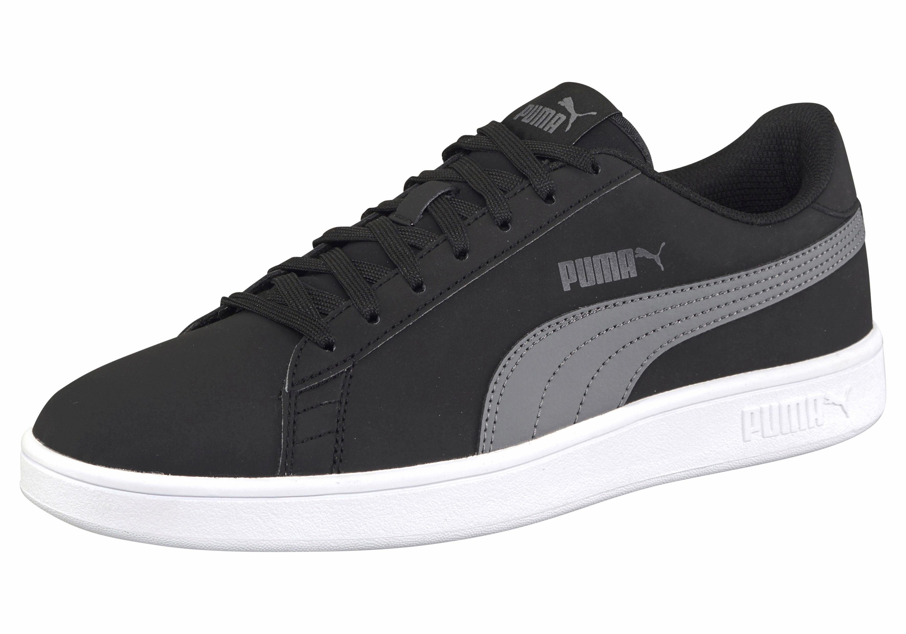 Pumas - Smash Baskets V2 - Hommes - Chaussures - Noir - 44,5