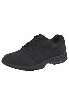 asics wandelschoenen »gel-odyssey wr« zwart
