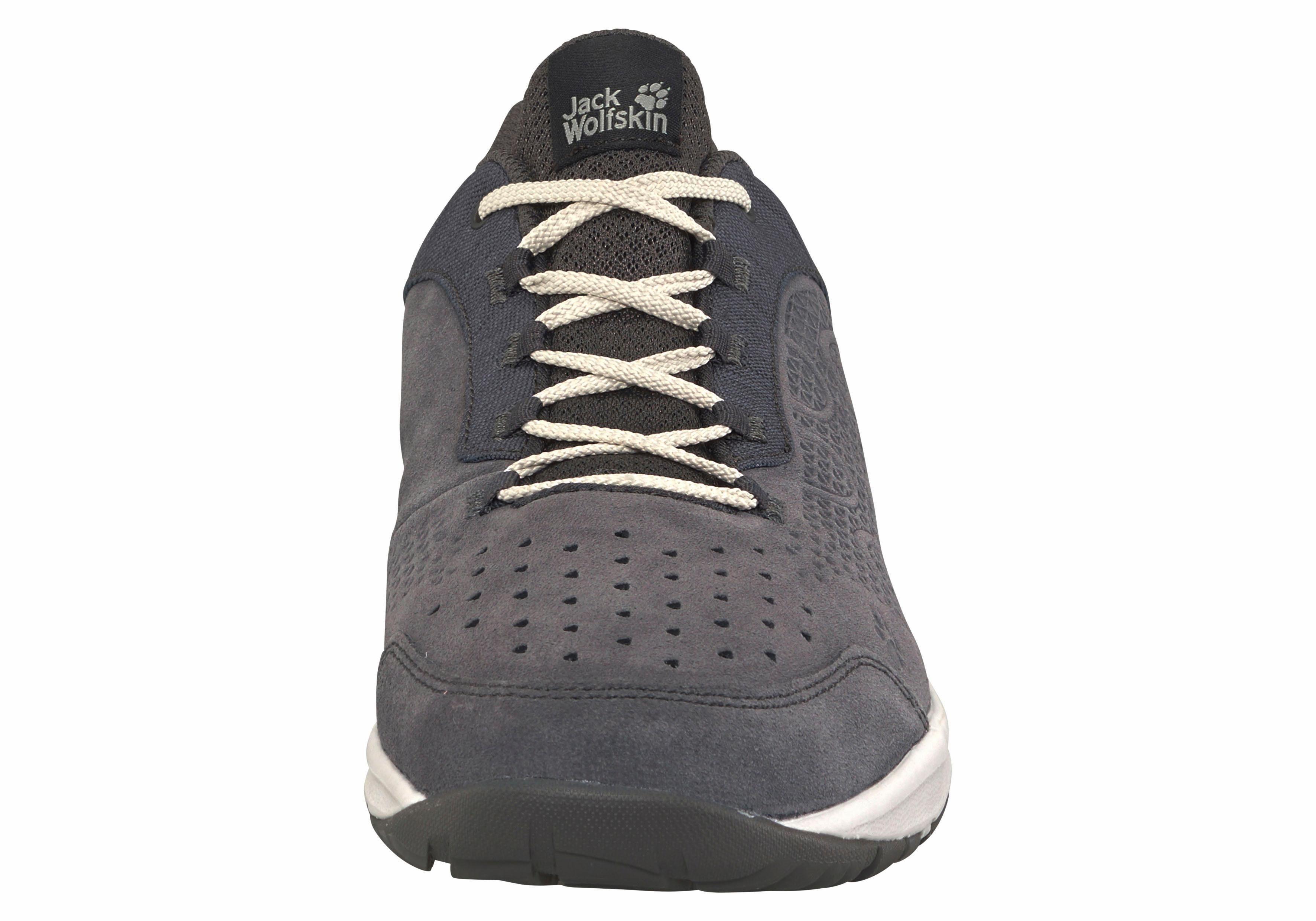 Jack Wolfskin Chaussures Sept Merveilles Pour Les Hommes - Gris Foncé vyYOhr9