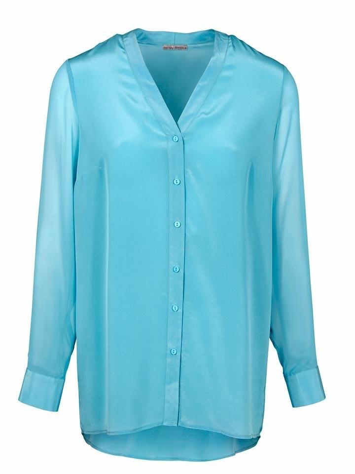 Heine Timeless Longline-blouse nu online kopen bij OTTO