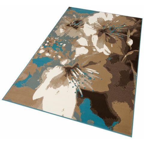 My Home Vloerkleed, Fleur, My Home, rechthoekig, hoogte 7 mm, machinaal geweven