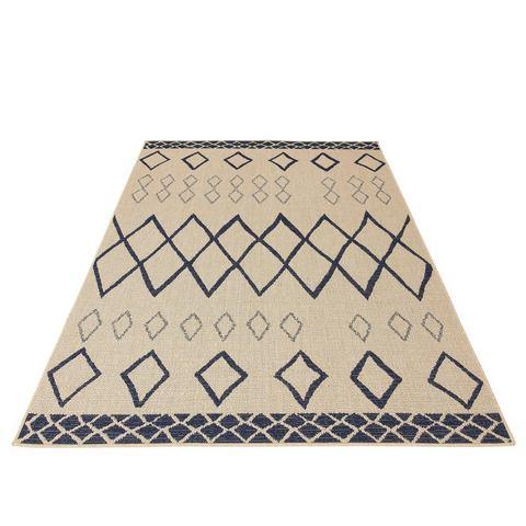 Home Affaire Collection Outdoorkleed, Pelin, Home Affaire Collection, rechthoekig, hoogte 3 mm, machinaal geweven