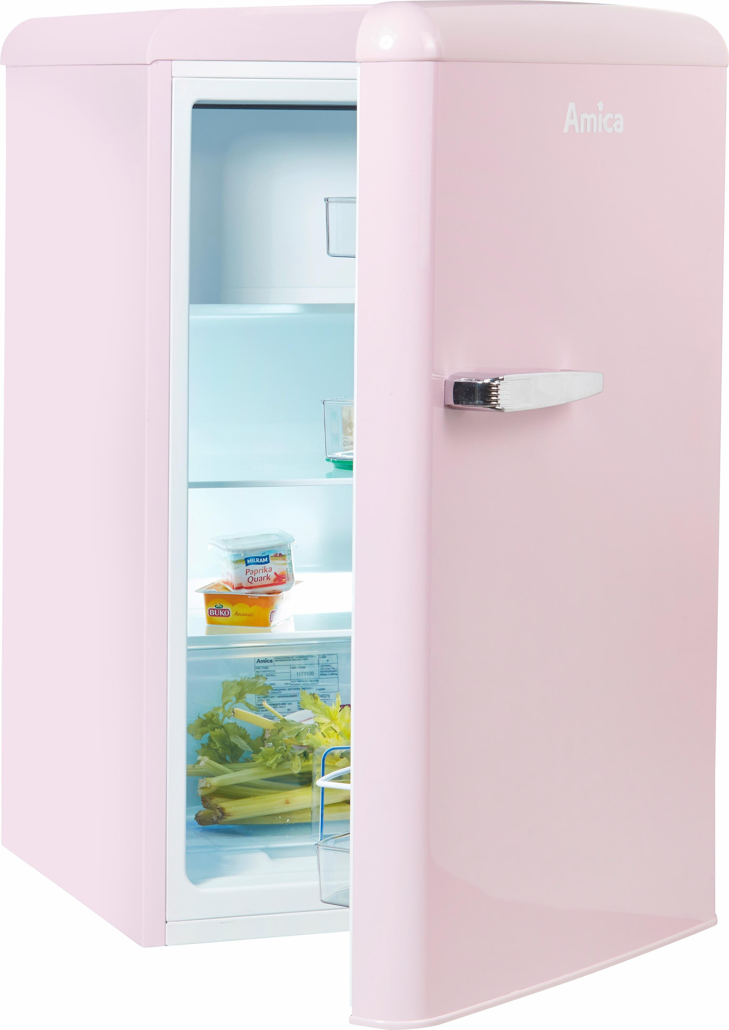 Amica koelkast KS 15616 P, A++, 86 cm hoog bestellen: 14 dagen bedenktijd