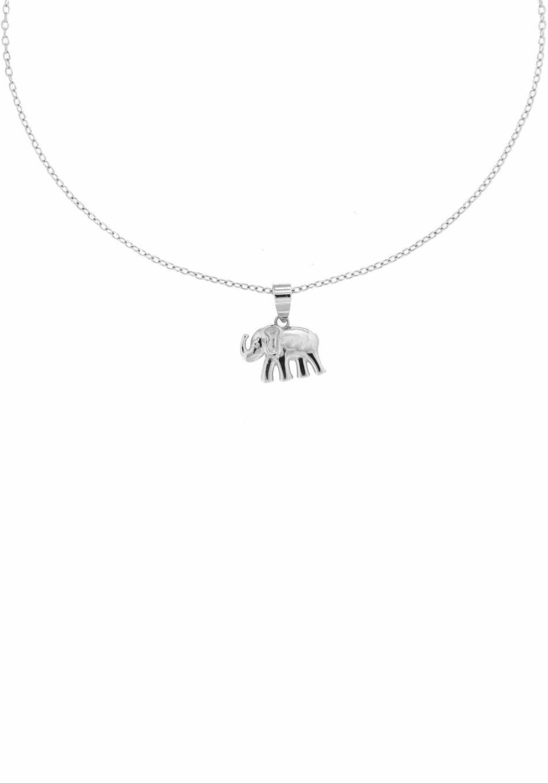 Firetti ketting met hanger Olifant - verschillende betaalmethodes