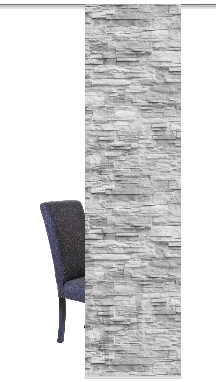 Paneelgordijn home wohnideen walli met klittenband for Wohnideen accessoires