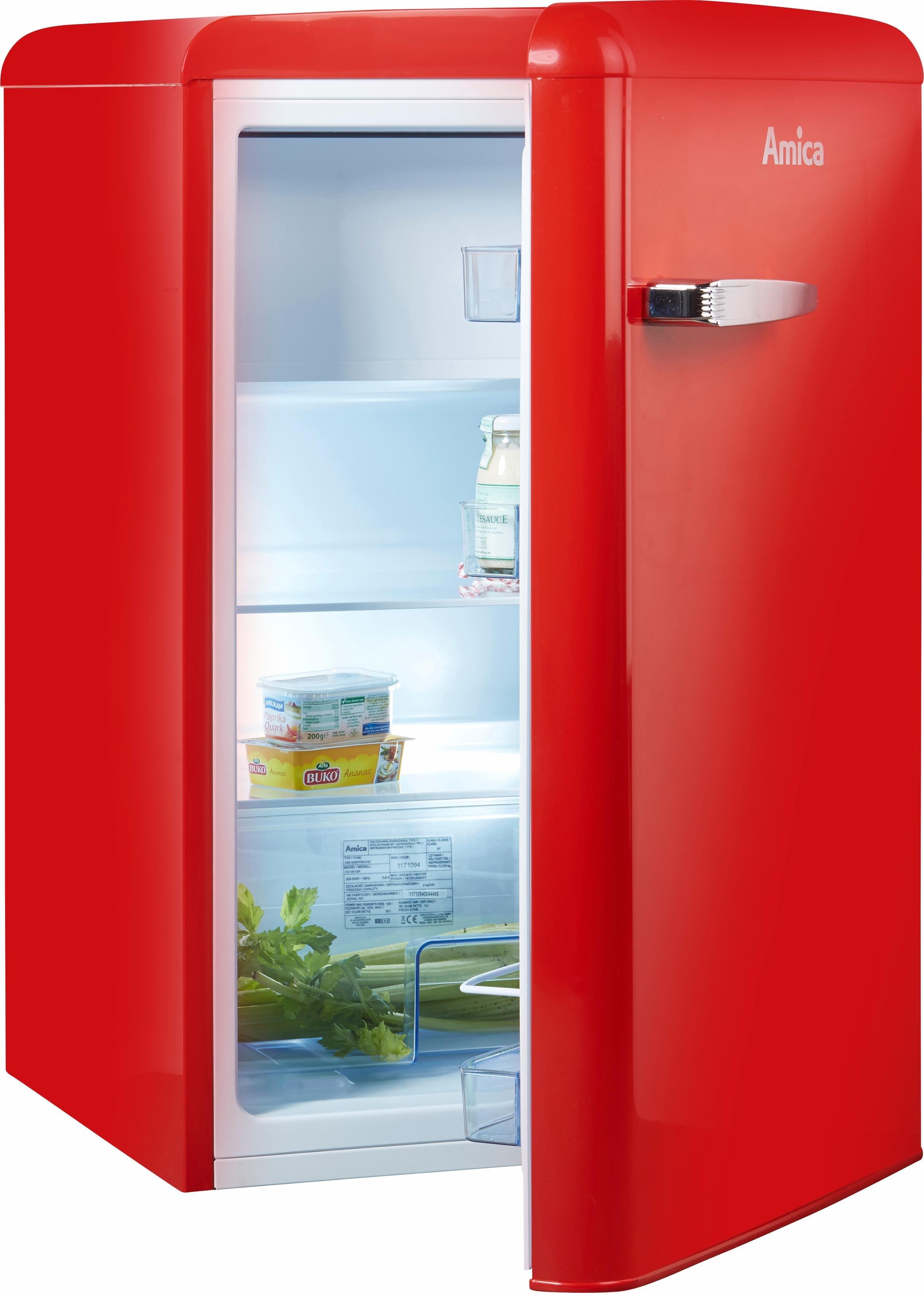 Amica koelkast KS 15614 S, A++, 86 cm hoog in de webshop van OTTO kopen