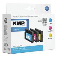 kmp inktpatronenset vervangt »hp 951xl« multicolor