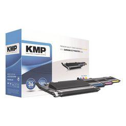 kmp toner-set vervangt samsung »clt-p406c-els« multicolor