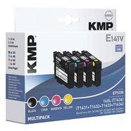 kmp inktpatronenset vervangt epson »t1636xl« multicolor