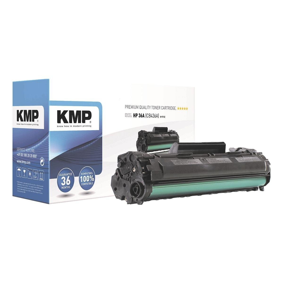 Kmp Toner vervangt HP »CB436A« 36A nu online kopen bij OTTO