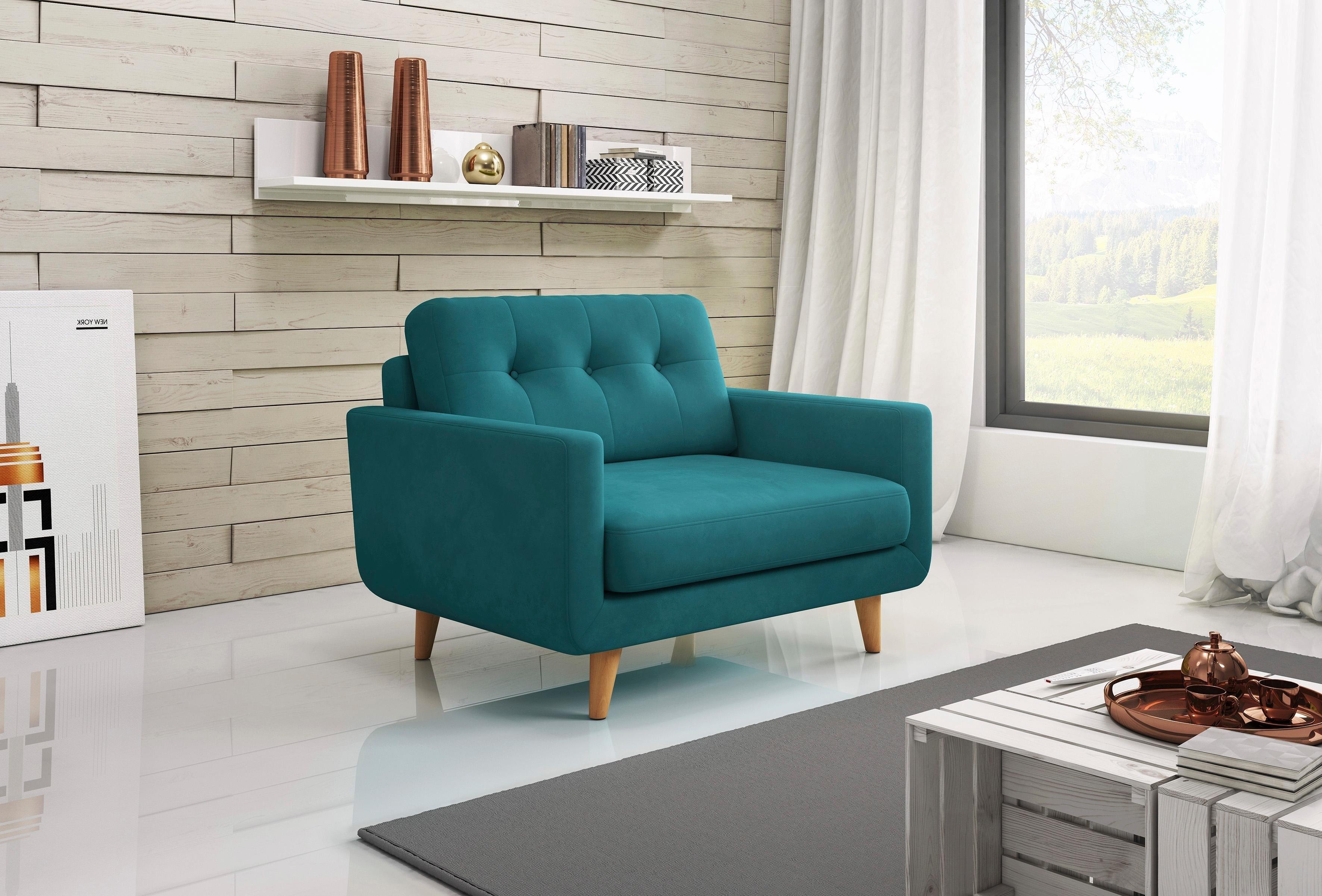 Inosign big-fauteuil Loveseat in de webshop van OTTO kopen