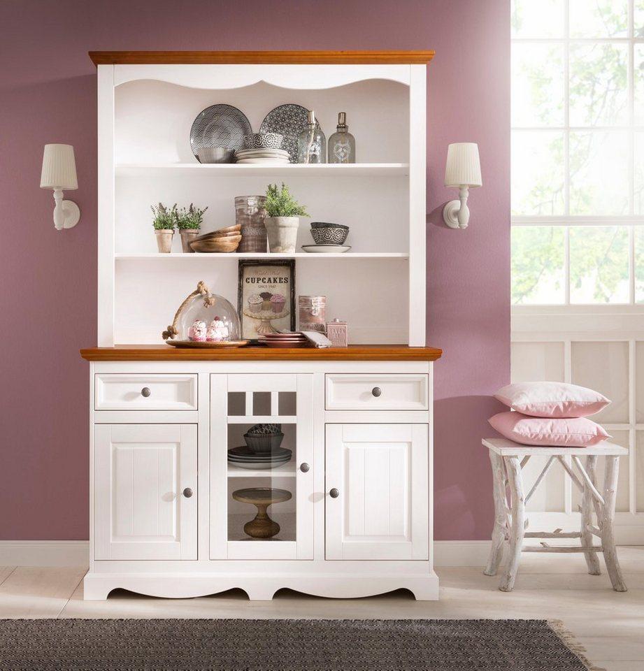 HOME AFFAIRE dressoir Melissa, breedte 132 cm