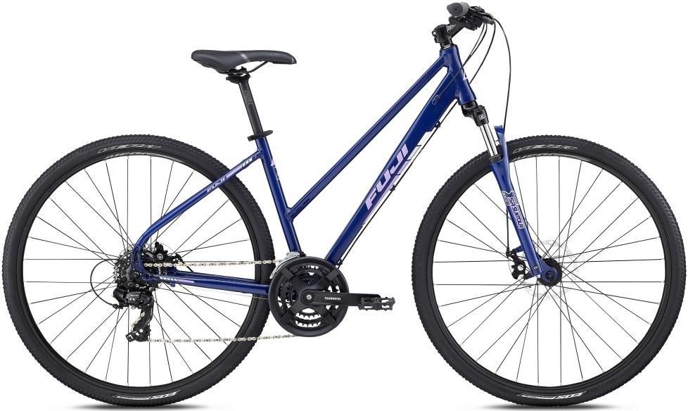Fuji Bikes Fuji dames-crossbike, 28