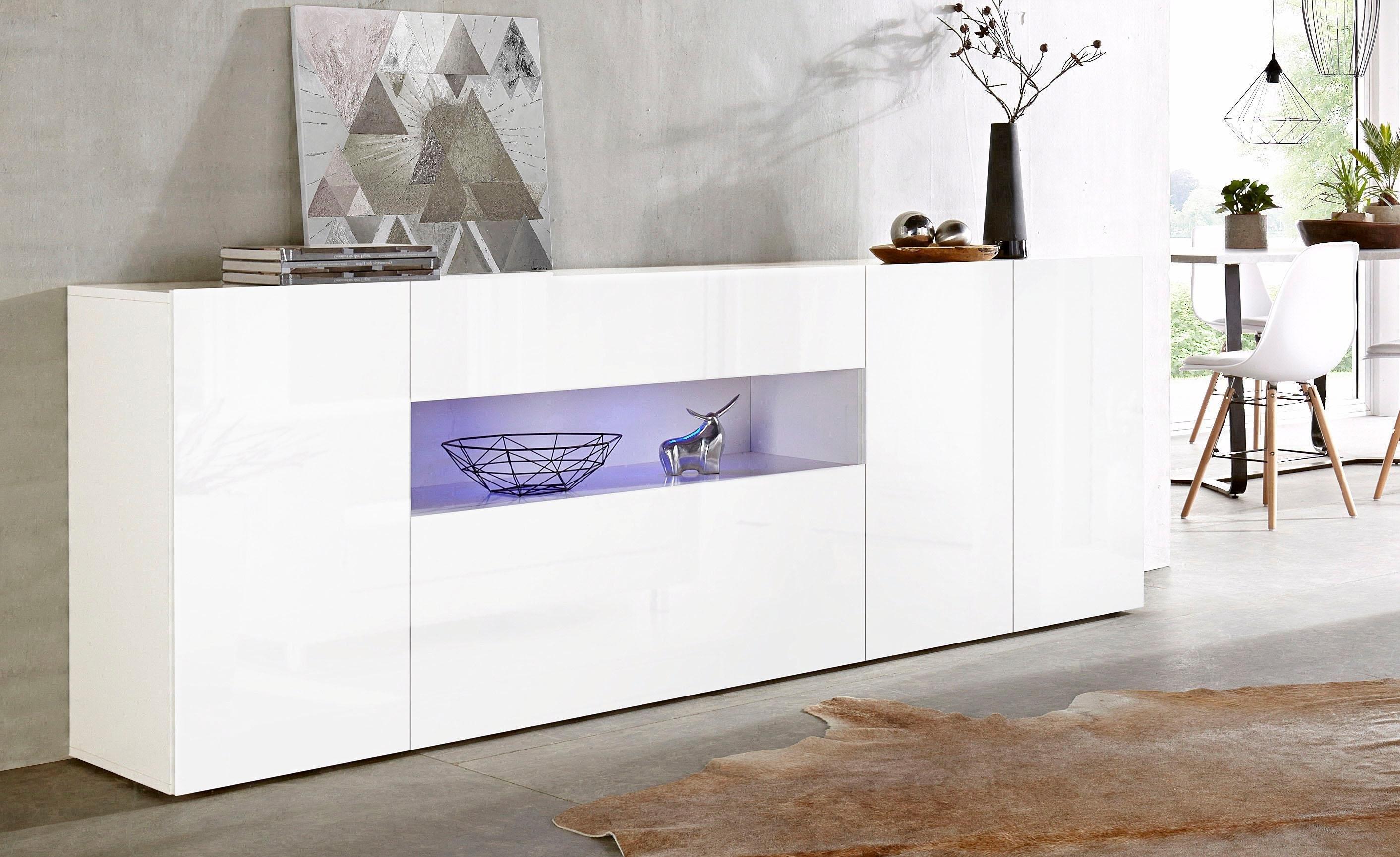 Tecnos dressoir breedte 220 cm goedkoop op otto.nl kopen