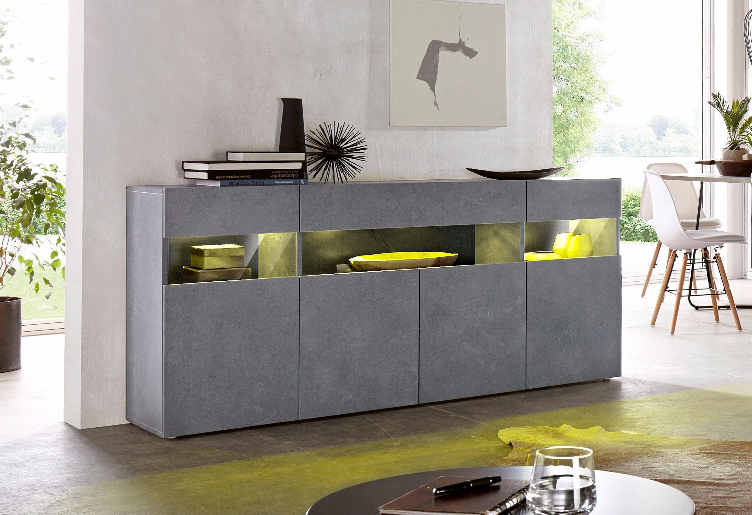 Tecnos Sideboard in 3 kleuren online kopen op otto.nl