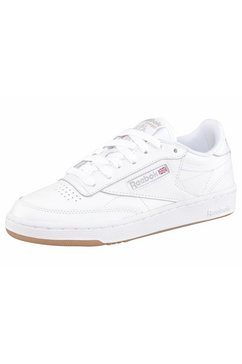 reebok sneakers »club c 85 w« wit