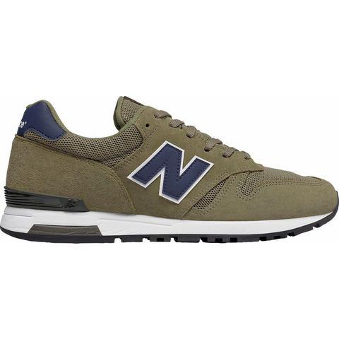 New Balance 565 herensneaker groen