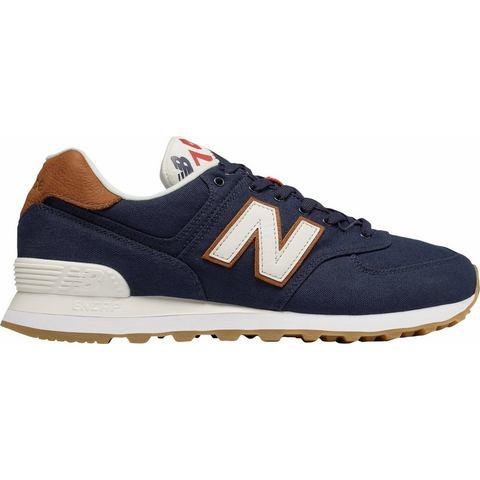 New Balance 574 herensneaker blauw