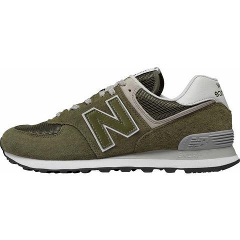 New Balance 574 herensneaker groen