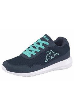 kappa sneakers »follow« blauw