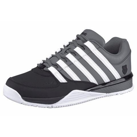 K-Swiss herensneaker zwart, wit en grijs