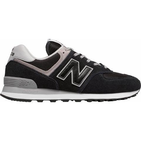 New Balance 574 herensneaker zwart