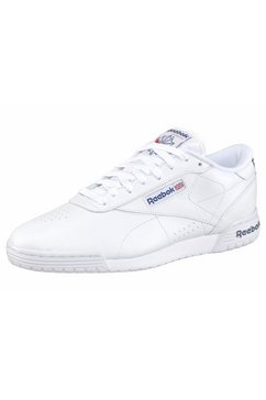 reebok classic sneakers »ex-o-fit clean logo int« wit