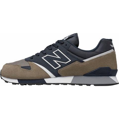 New Balance 446 herensneaker blauw