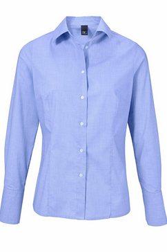 overhemdblouse blauw