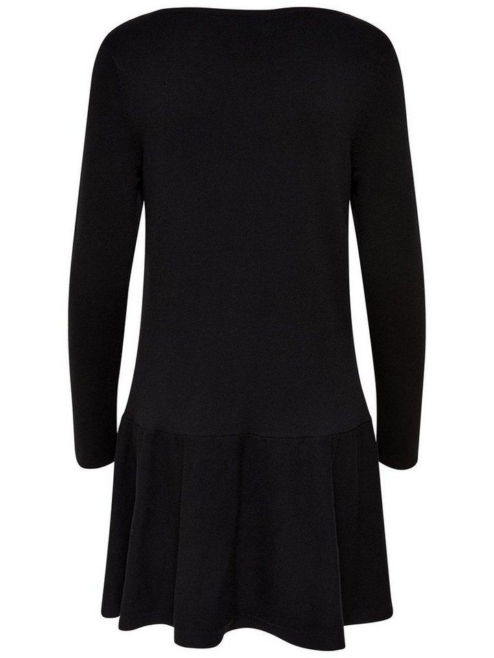ONLY Loose fit gebreide jurk zwart