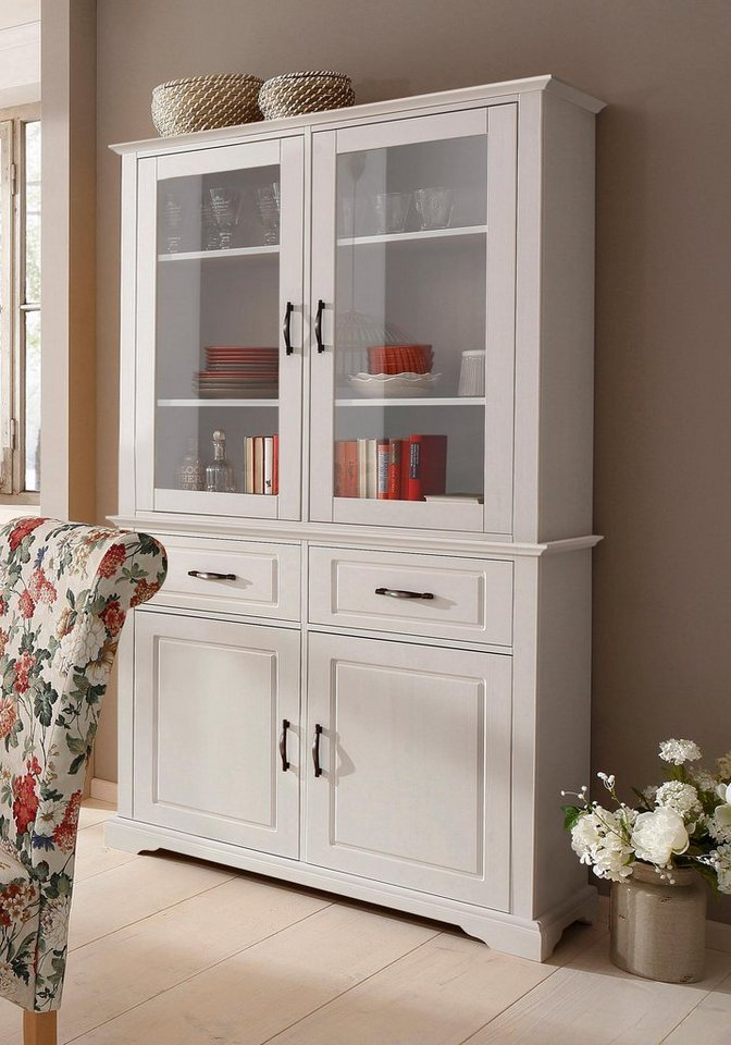HOME AFFAIRE dressoir Danuta van massief grenen, breedte 109 cm