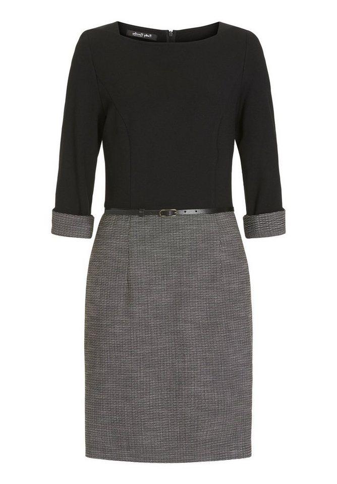 Betty Barclay jurk met ceintuur zwart