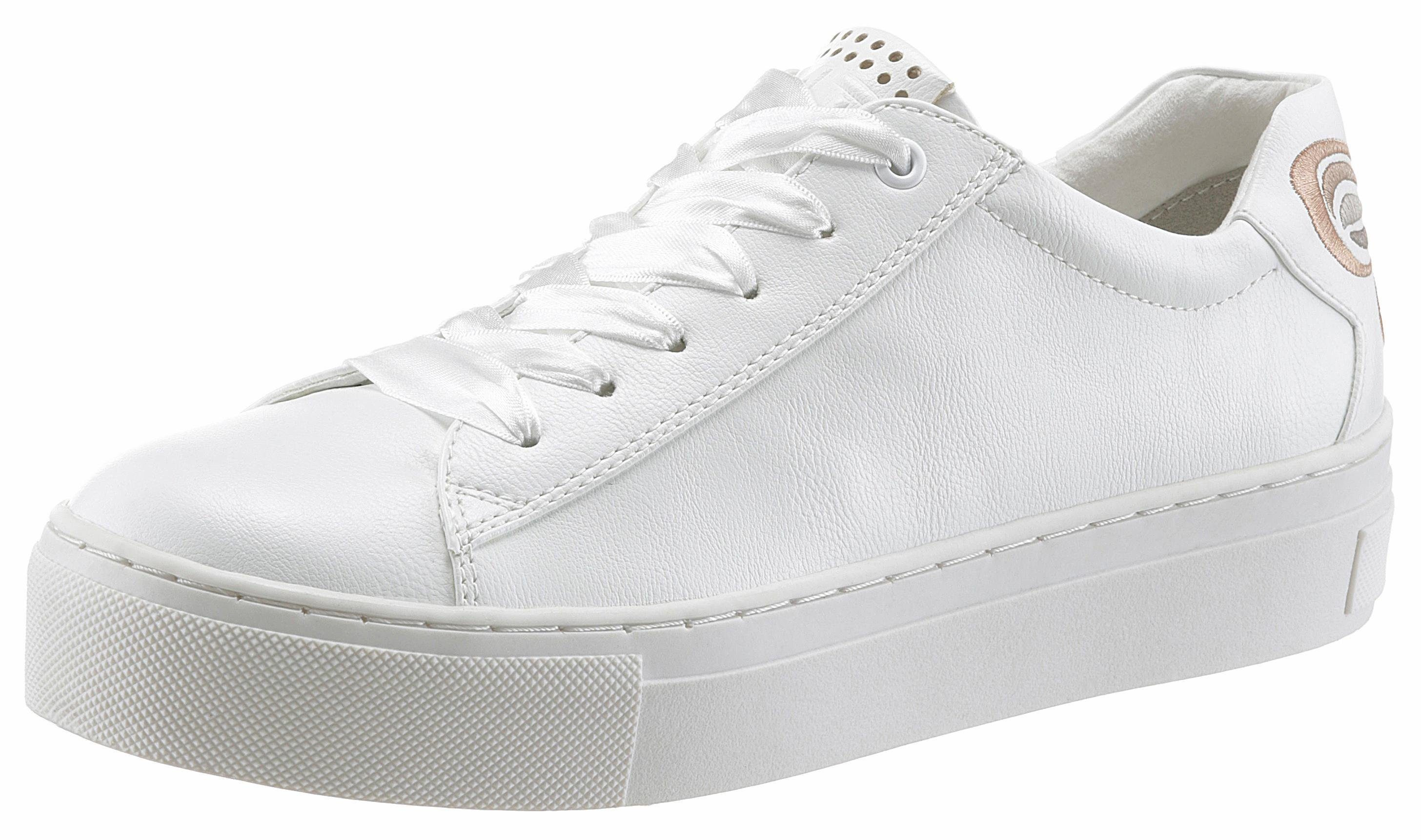 Marco Tozzi Baskets Blanc - Femmes - Taille 39 vIE9vOf