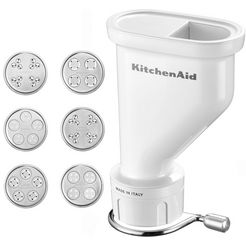 kitchenaid pastapers 5ksmpexta, accessoire voor kitchenaid-keukenmachine wit