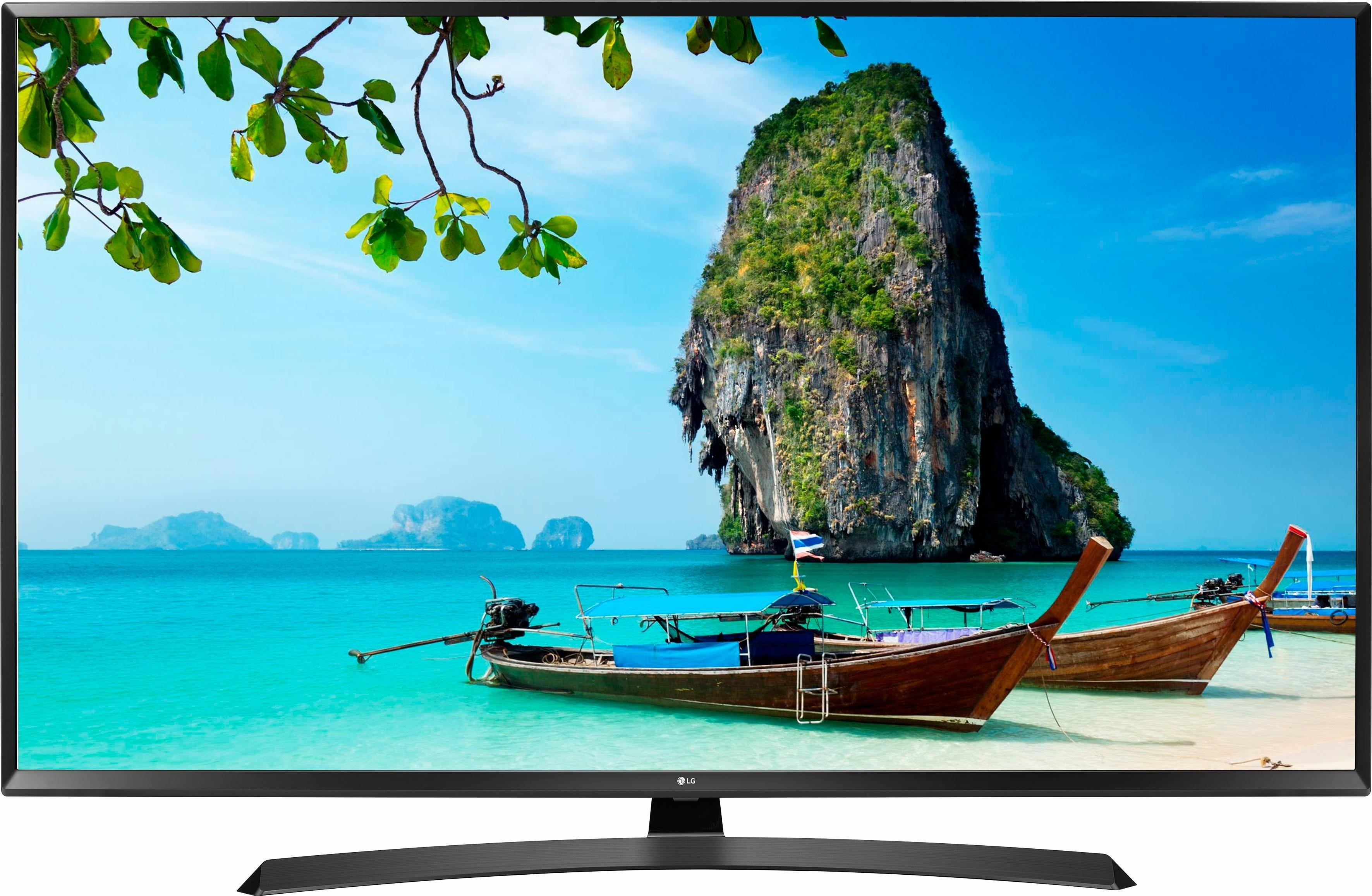 lg 55uj635v led tv 139 cm 55 inch 4k ultra hd smart tv makkelijk besteld otto. Black Bedroom Furniture Sets. Home Design Ideas