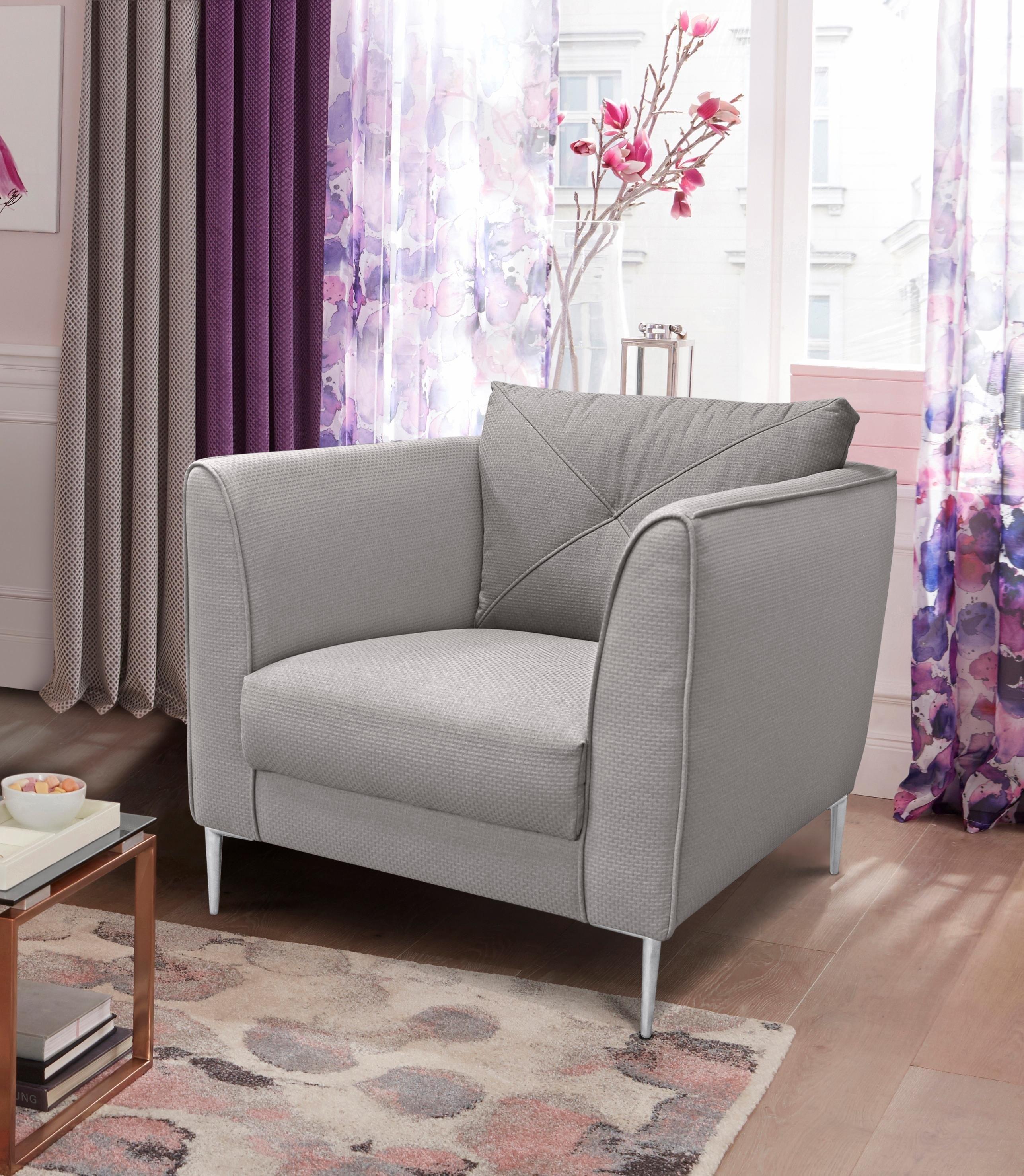 Guido Maria Kretschmer Home & Living GMK Home & Living fauteuil »Lille« in de webshop van OTTO kopen
