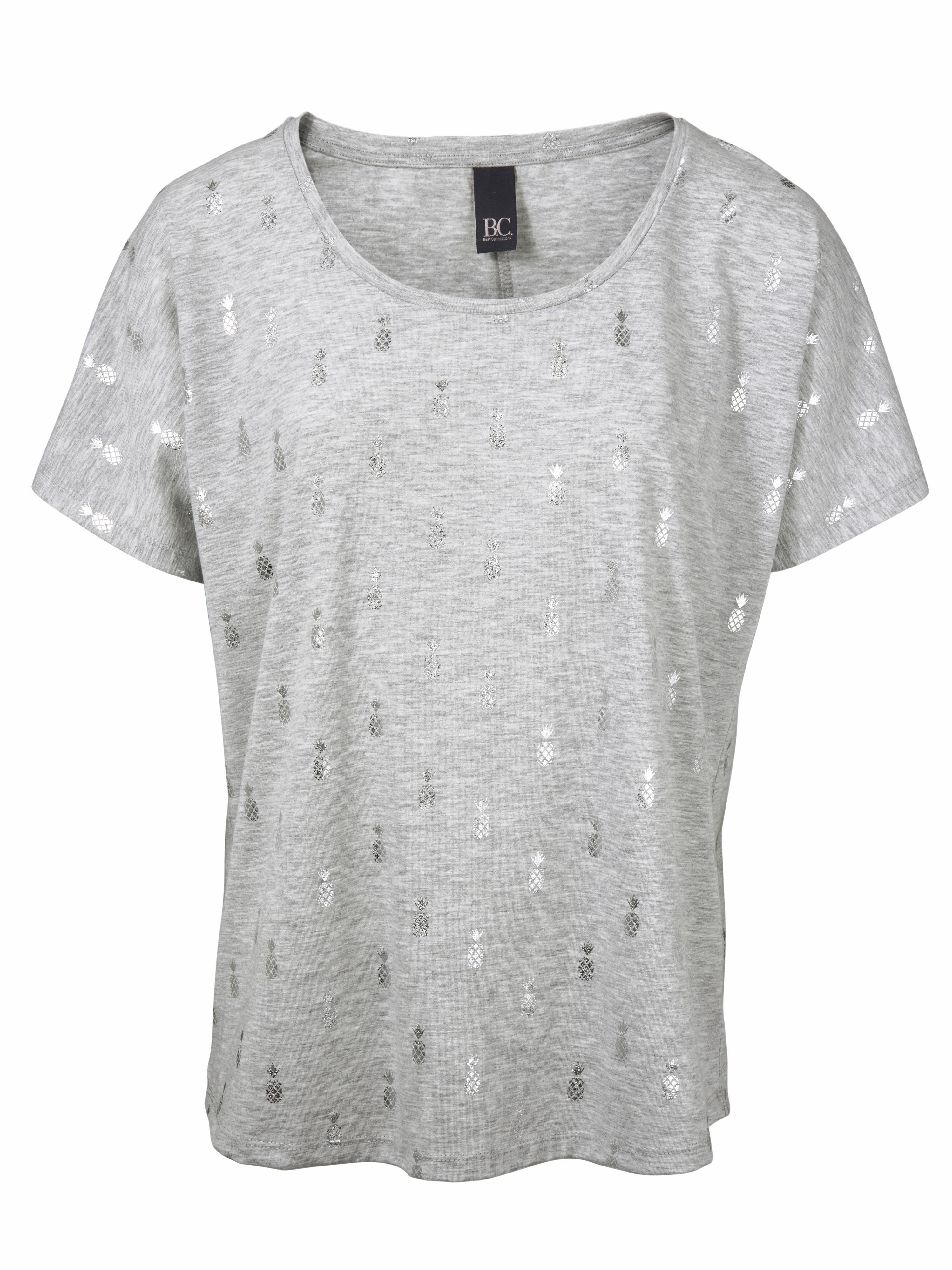 heine Shirt met ronde hals - verschillende betaalmethodes