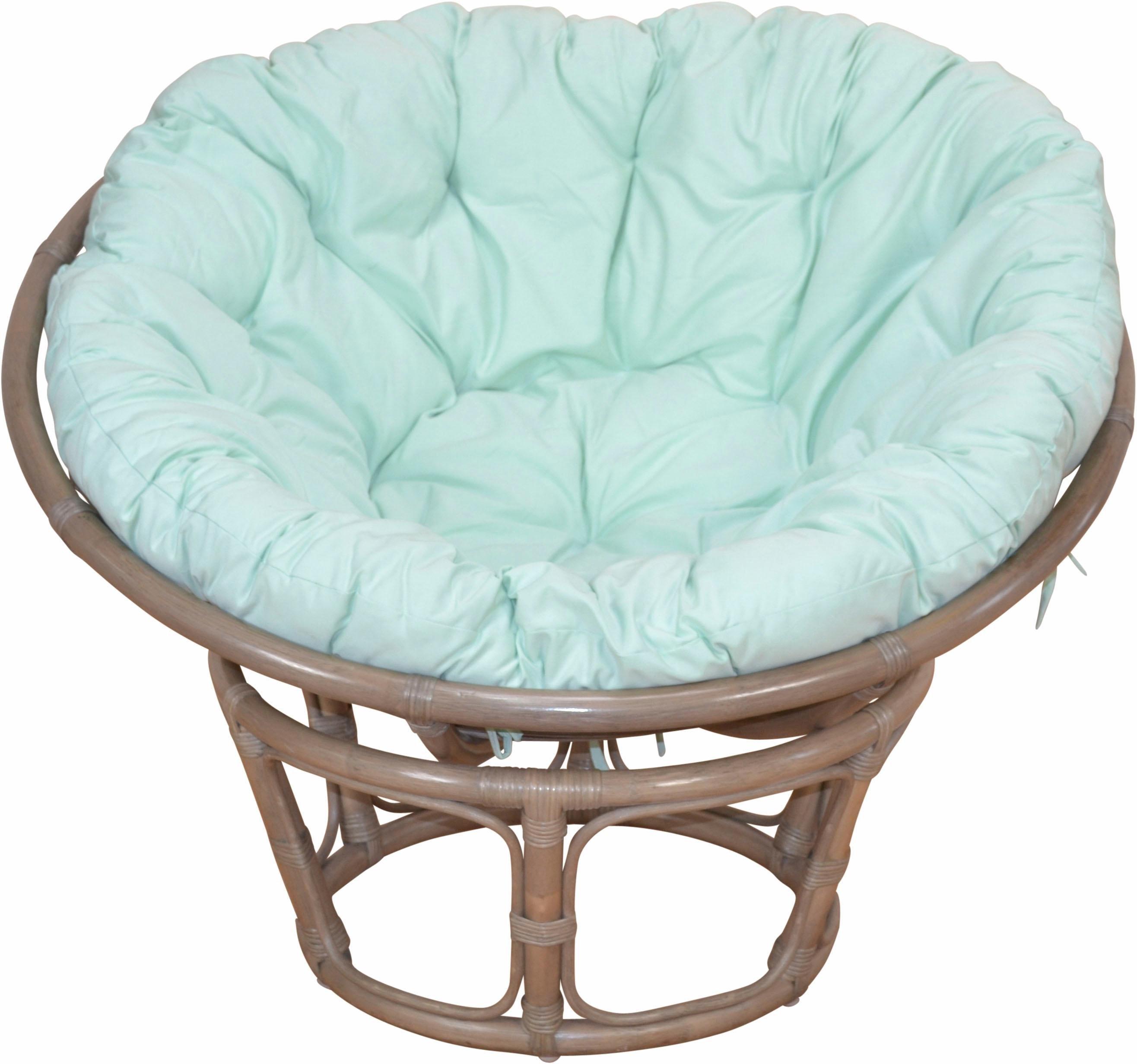 Op zoek naar een Home Affaire papasan-stoel »Buse«, van met de hand gevlochten rotan? Koop online bij OTTO