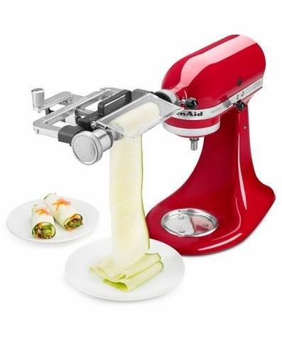 KitchenAid groentesnijder 5KSMSCA, accessoire voor alle KitchenAid-keukenmachines voordelig en veilig online kopen