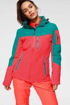 killtec ski-jack rood