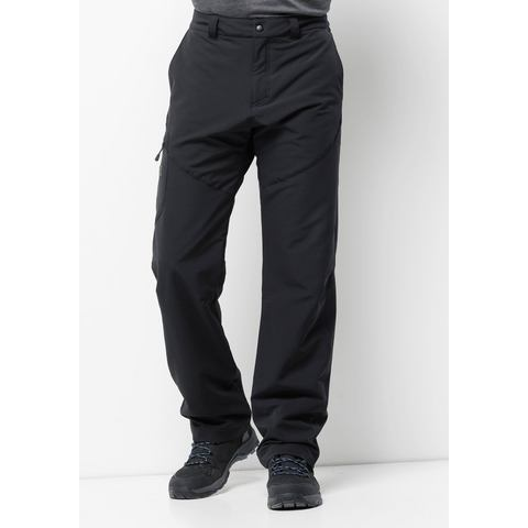 NU 15% KORTING: JACK WOLFSKIN softshell-broek »CHILLY TRACK XT PANTS MEN«
