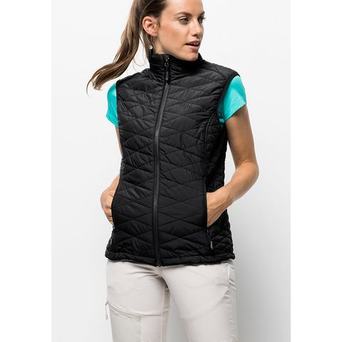 NU 15% KORTING: JACK WOLFSKIN outdoor-bodywarmer »GLEN VEST WOMEN«