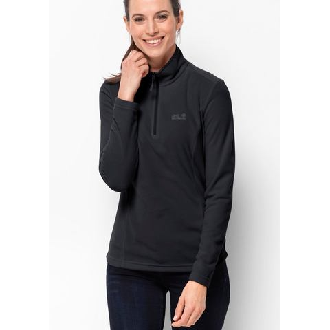 NU 15% KORTING: JACK WOLFSKIN fleece-trui »GECKO WOMEN«