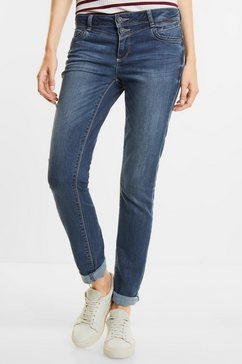 Washed casual fit-jeans Jane