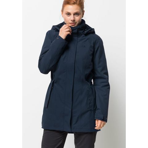 Jack Wolfskin coat MADISON AVENUE COAT