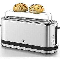 wmf toaster »kuechenminis«, 900 watt zilver