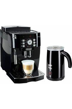volautomatisch koffiezetapparaat ECAM 21.118.B, met melkopschuimer, zwart