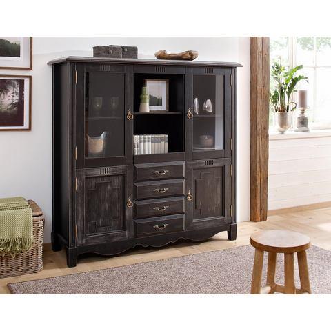 Home affaire dressoir Eden, breedte 156 cm, met soft-closetechniek