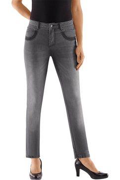 classic inspirationen modieus gewassen jeans grijs
