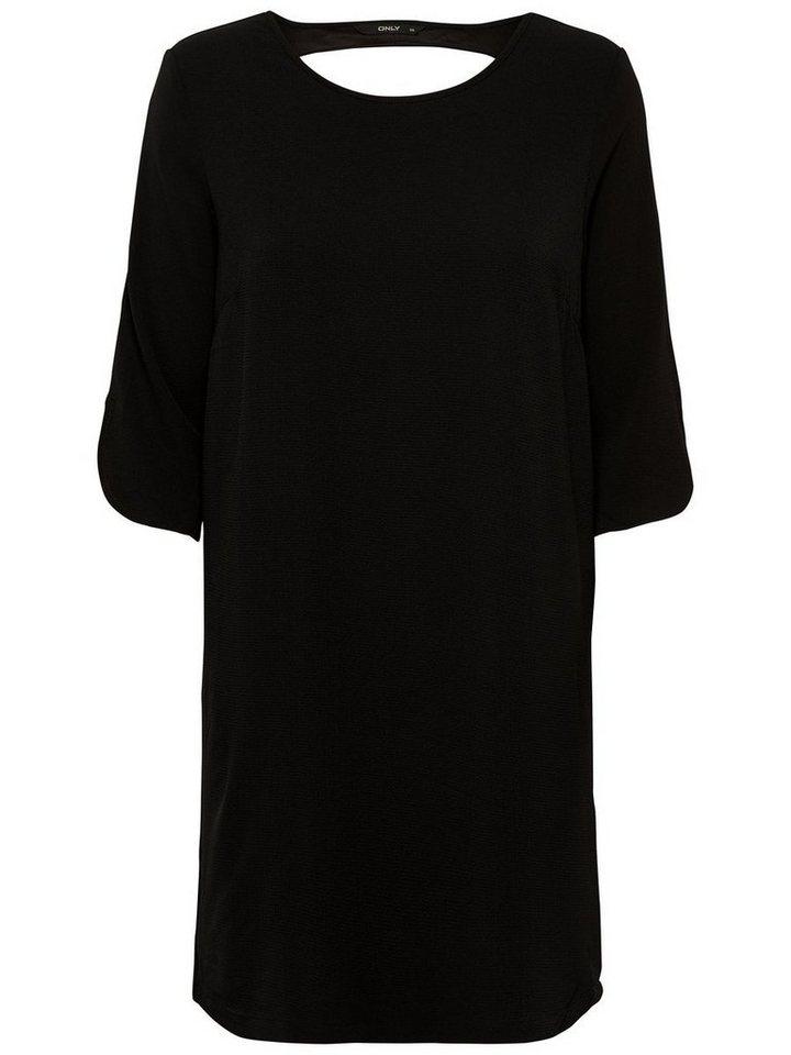 ONLY Gedetailleerde jurk zwart